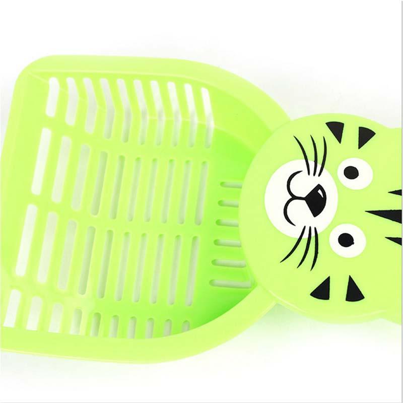 ペット用品 猫砂用スコップ