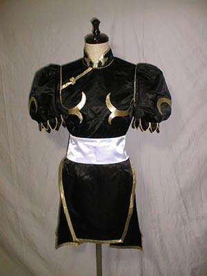 春麗(チュンリー)コスチューム  コスプレ衣装