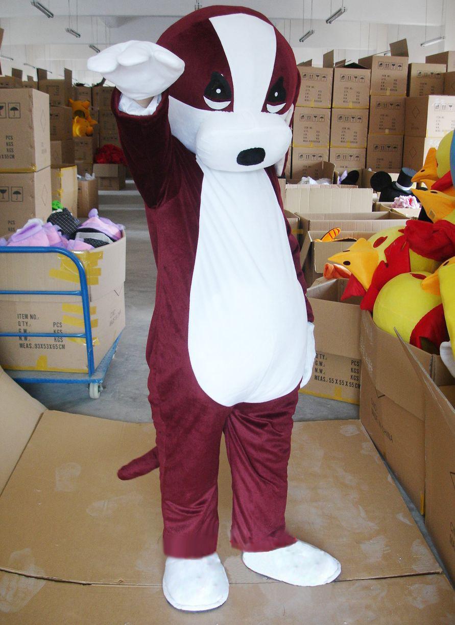 マスコット 犬ヌイグルミ 仮装 舞台衣装 コスチューム