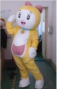 ドラえもん /ドラエモン アニメキャラクタ 仮装 衣装