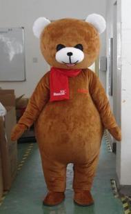 好奇クマさん アニメキャラクター衣装 パーティー衣装 発表道具 衣装