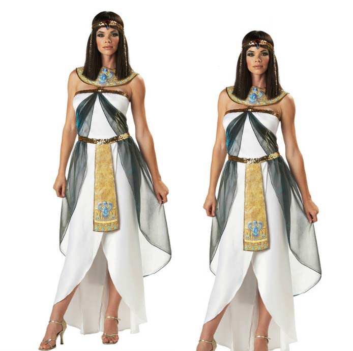 エジプト クレオパトラ コスプレ衣装大人用 パーティー ハロウィーン コスチューム
