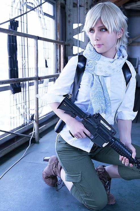 コスプレ衣装 バイオハザード6(Resident Evil 6) Sherry Birkin (シェリー?バーキン) コスチューム