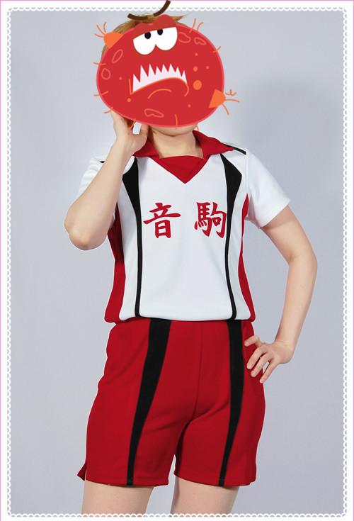 ハイキュー!! 音駒高校 ユニフォーム リベロ コスプレ衣装 夜久衛輔 やくもりすけ