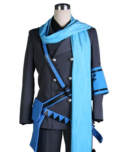 VOCALOID(ボーカロイド) KAITO 恋は戦争 コスプレ衣装