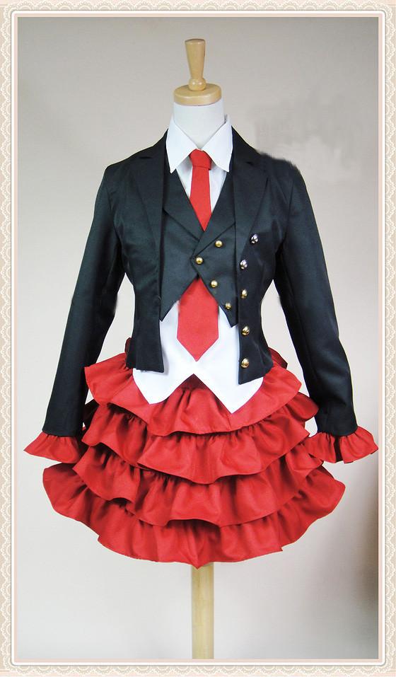 コスプレ制服 うみねこのなく頃に ベアトリーチェ風制服 コスプレ衣装