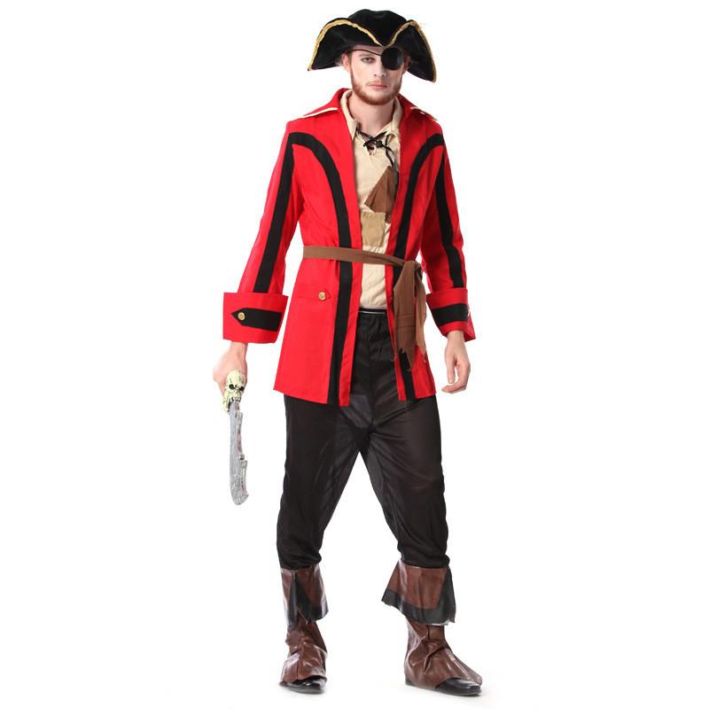 パイレーツ?オブ?カリビアン 海賊衣装 ハロウィーン仮装 大人用コスチューム