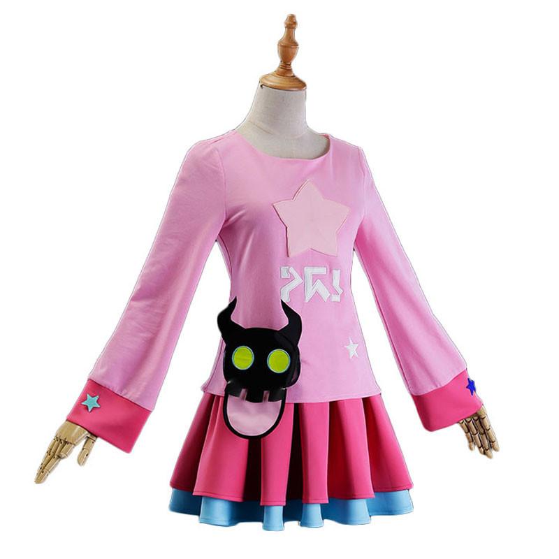 凹凸世界 おうとつせかい 凯莉 カイリ Kelly 星月魔女  コスプレ衣装