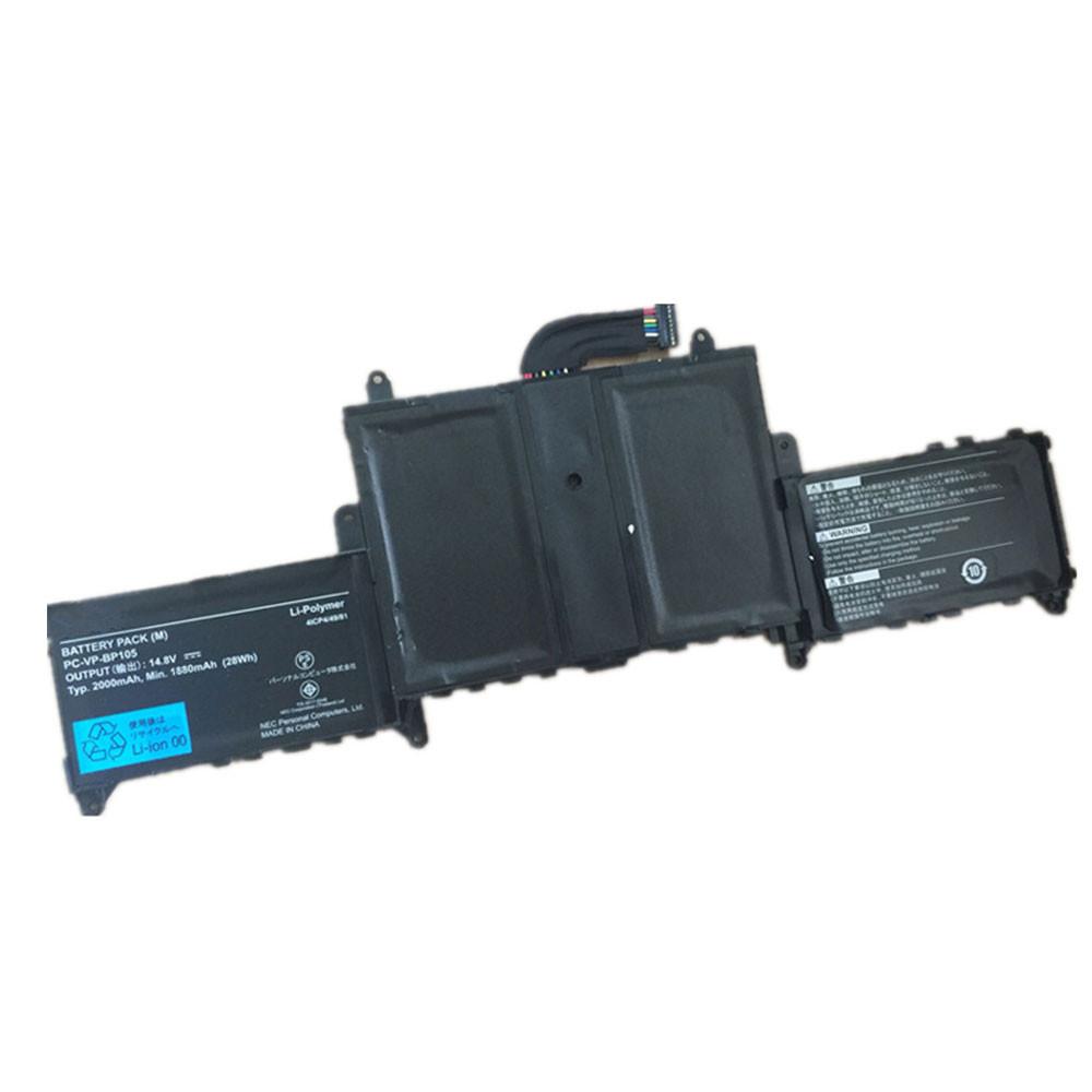 NEC(日本電気)(リチウムイオン)PC-VP-BP105電池/バッテリー交換、NEC Lavie Nyubrid ZERO LaVie G PC-GL 186Y3AZパソコンバッテリー