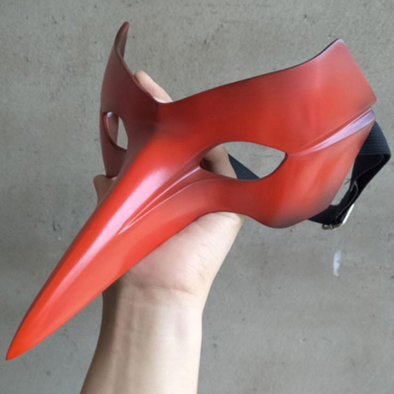 ペルソナ5  明智吾郎 仮面 コスプレ用 マスク