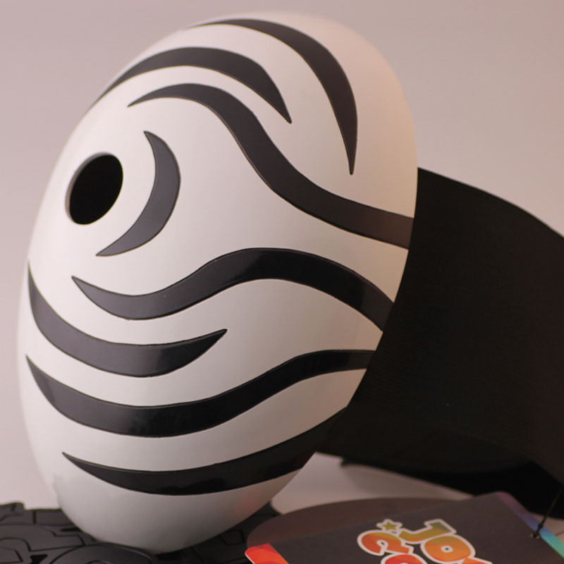 NARUTO -ナルト- うちはオビト 仮面 コスプレ用道具