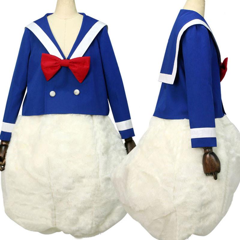 Disney ディズニー Donald Duck ドナルドダック 人形衣装 コスプレ衣装