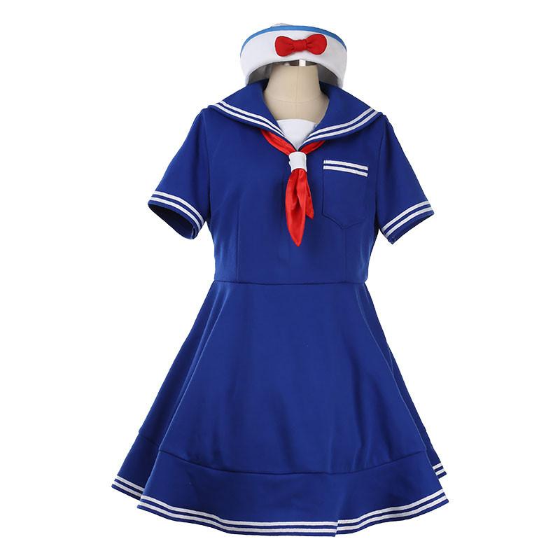 上海ディズニー Disney シェリーメイ ShellieMay ブルー ミニドレス 仮装 オシャレ コスプレ衣装