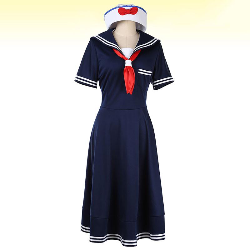 上海ディズニー Disney シェリーメイ ShellieMay ブルー ロングドレス 仮装 コスプレ衣装