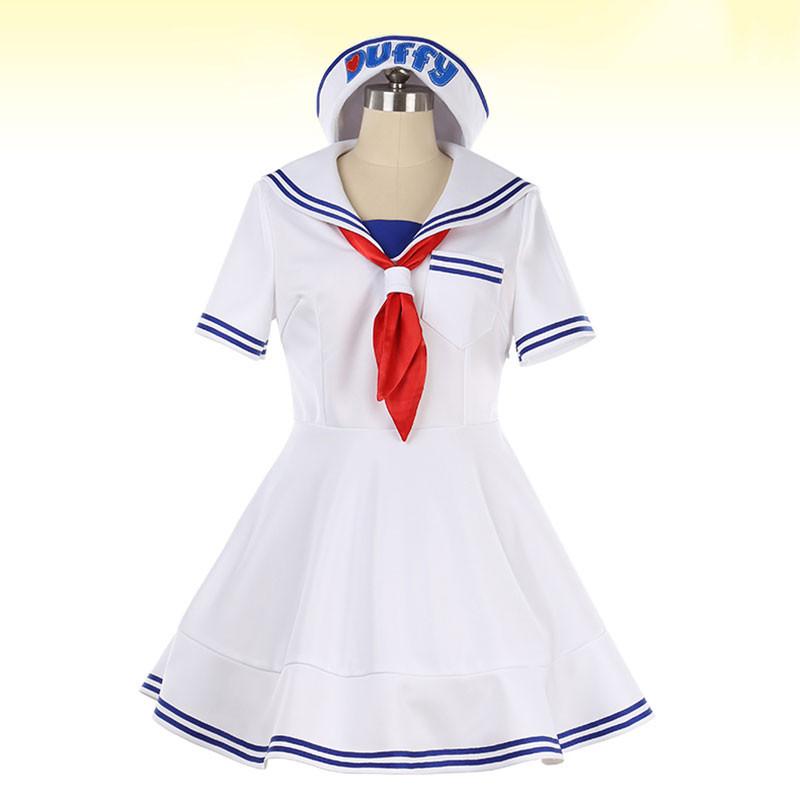ディズニー Disney シェリーメイ ShellieMay おしゃれ 白 ドレス コスプレ衣装