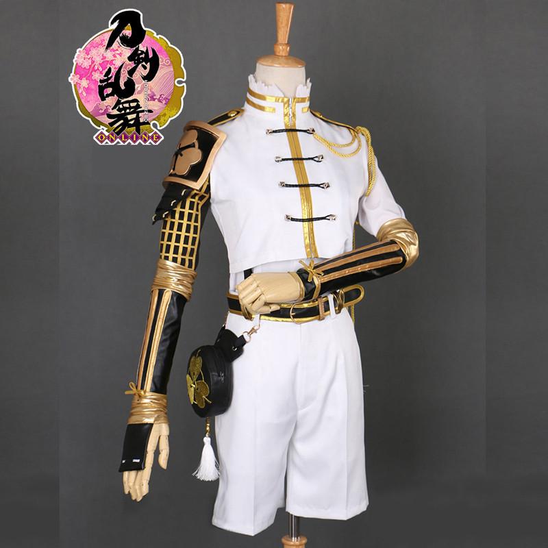 刀剣乱舞 出陣風衣装 物吉貞宗 ものよしさだむね コスプレ衣装 即納