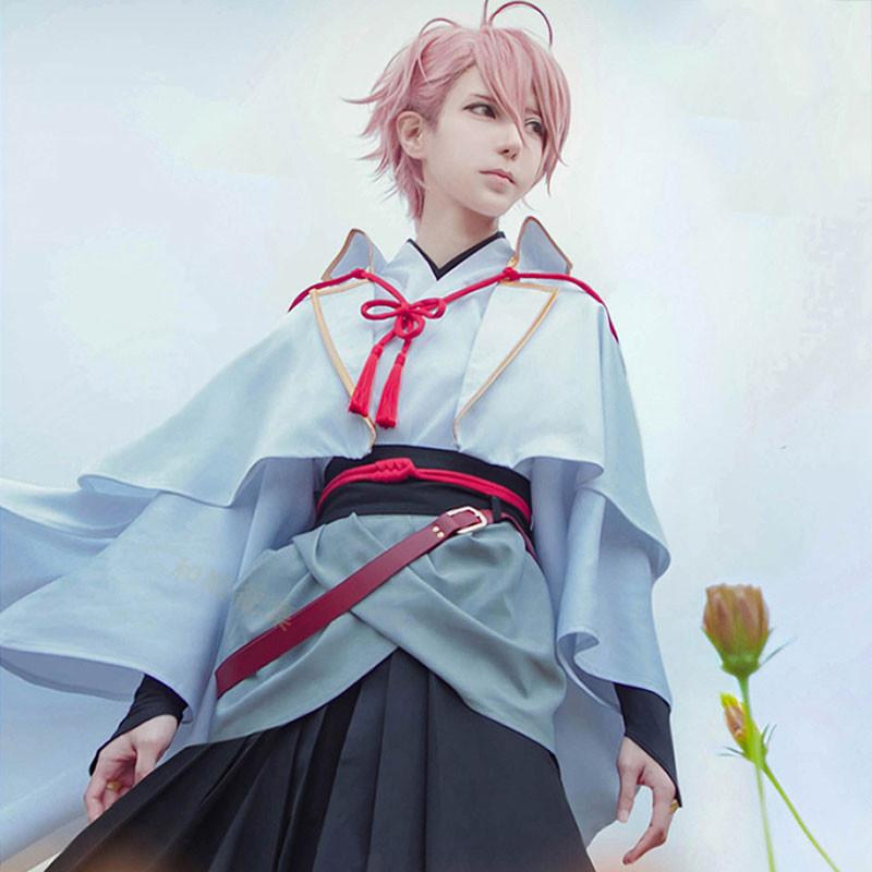 刀剣乱舞-ONLINE- 審神者 コスチューム 巫女服 和服 着物