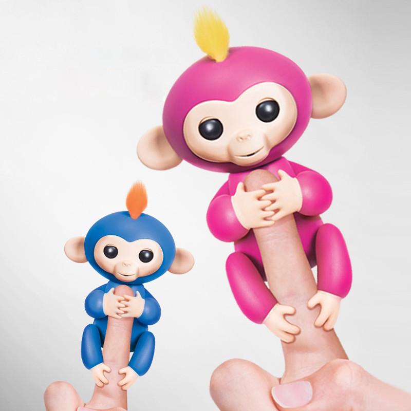 2017日本おもちゃ大賞 小っちゃな手のりモンキー ハグミン