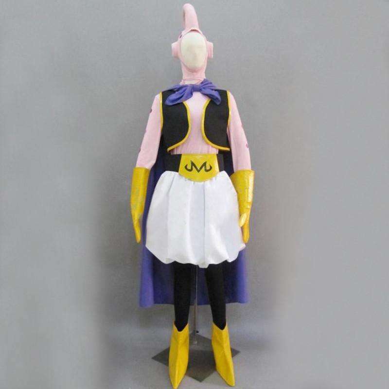 ドラゴンボールZ 魔人ブウ コスチューム イベント パーティーコスプレ衣装