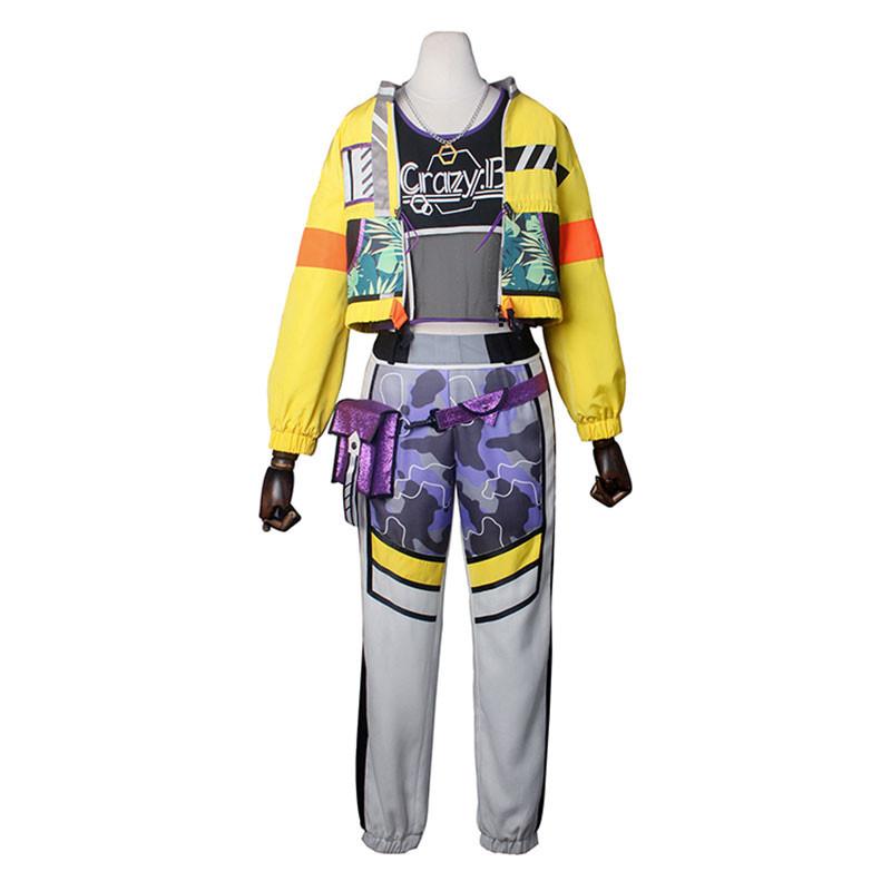 あんさんぶるスターズ!! ESアイドルソング season1 Crazy:B コスプレ衣装 オーダーサイズ可