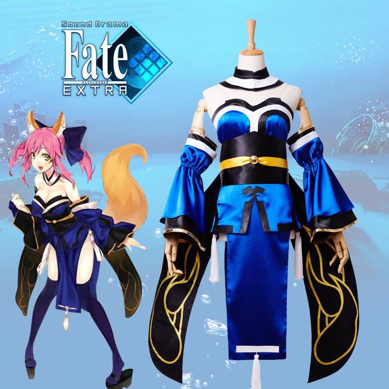 Fate/stay night フェイト/ステイナイト キャスター 魔法士 Caster コスプレ衣装