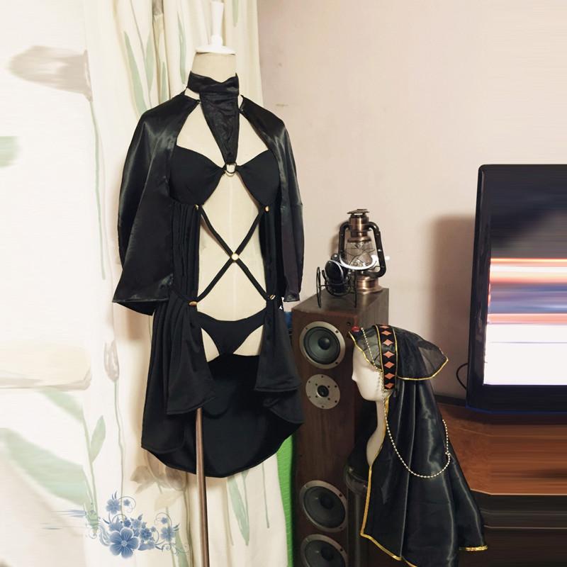 Fate/Zero フェイト/ゼロ ランサー lancer クー フーリン コスプレ衣装 マンド付き