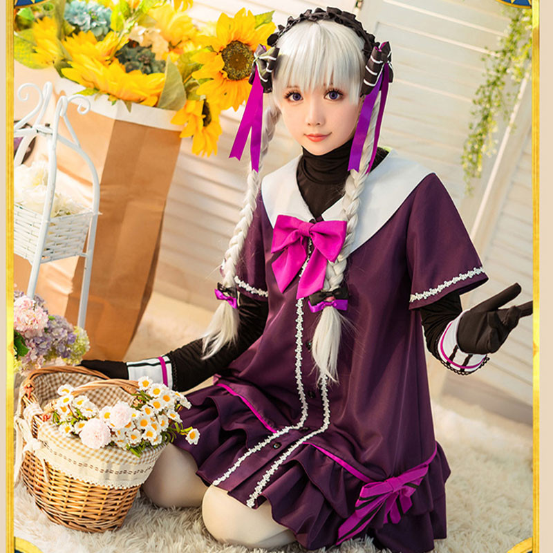 Fate/Grand Order FGO ナーサリー・ライム 萌え スカート コスチューム 日常