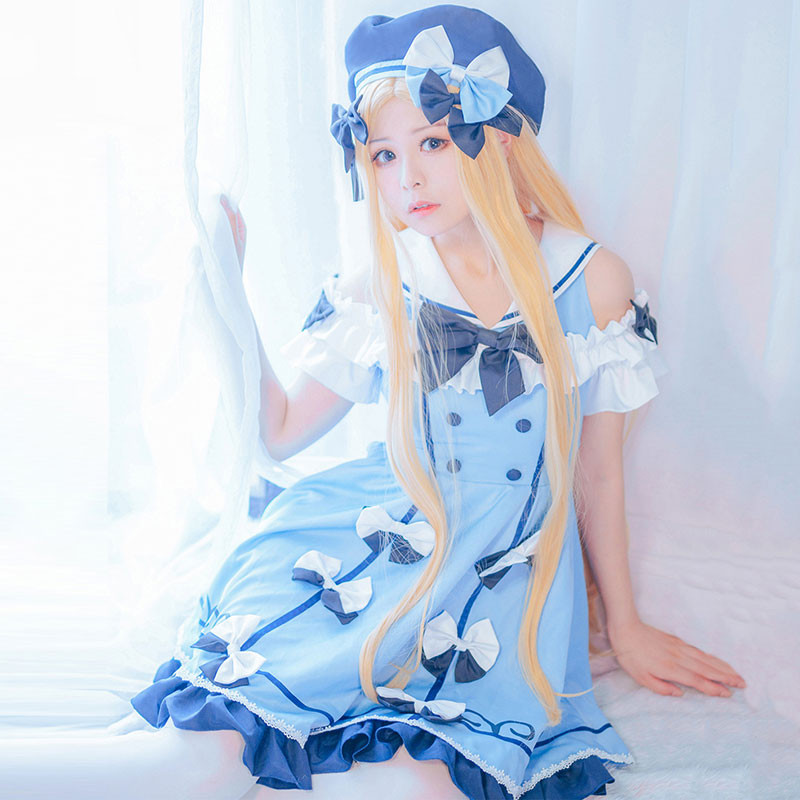 Fate/Grand Order FGO アビゲイル・ウィリアムズ スカート 日常 セーラー襟 コスチューム