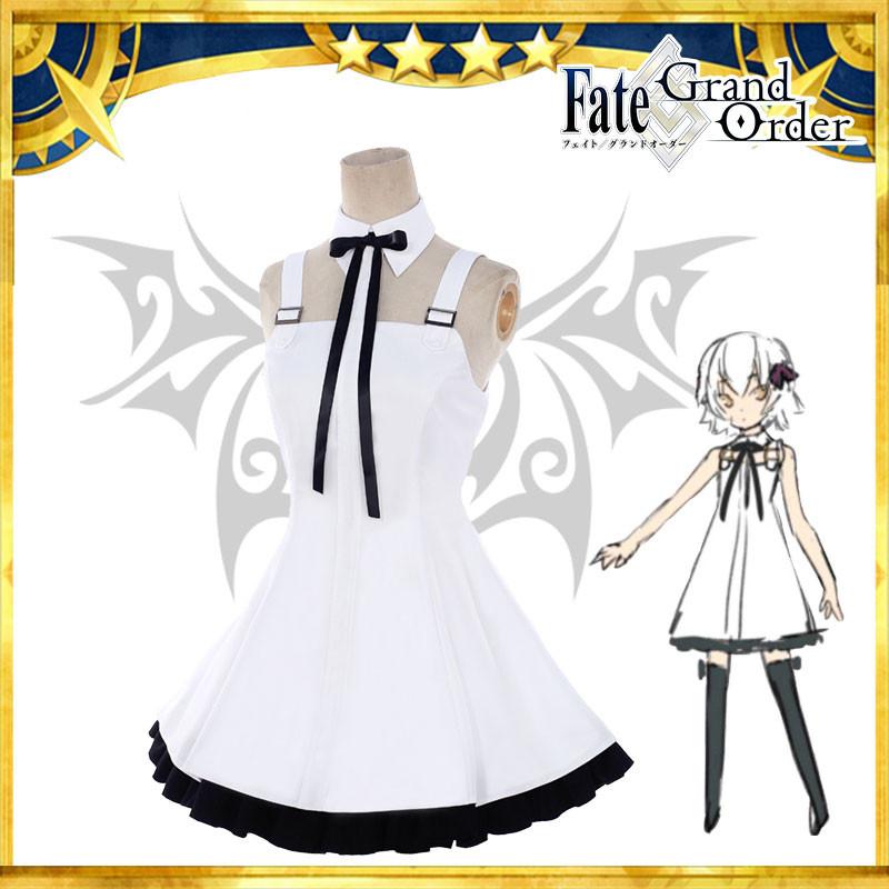 Fate/Grand Order FGO ジャック・ザ・リッパー  スカート 日常 コスチューム
