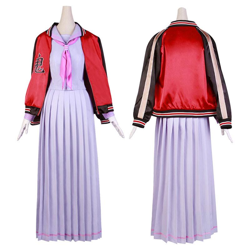 Fate/Grand Order 酒呑童子 茨木童子 制服 コスプレ衣装