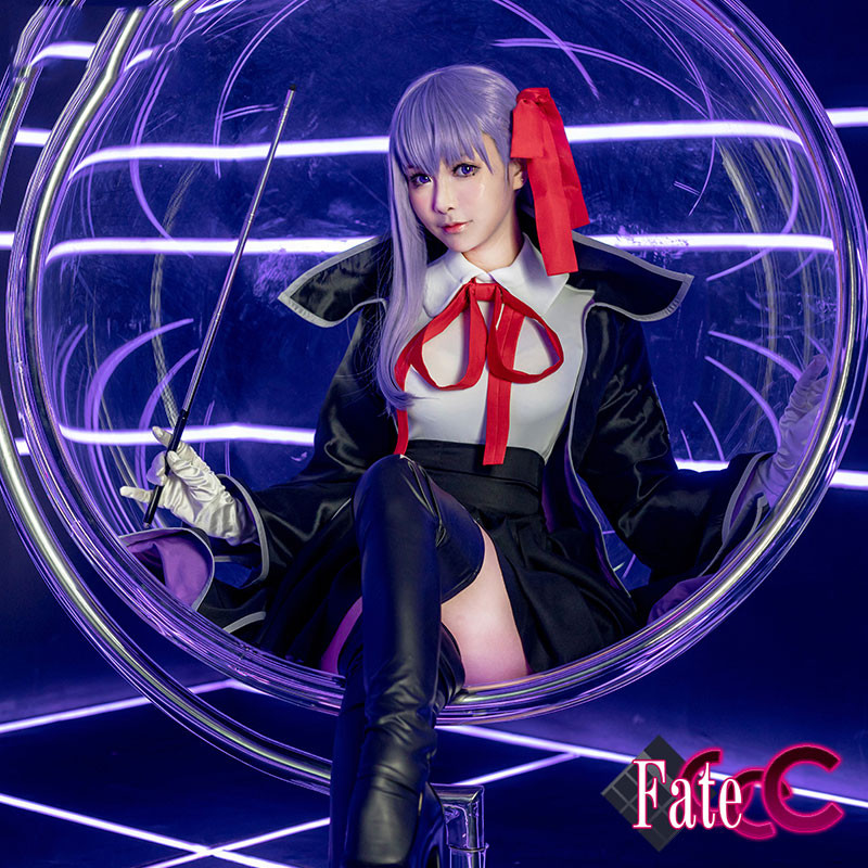 Fate/Grand Order Fate/EXTRA-CCC 間桐 桜 魔法士 コスプレ衣装