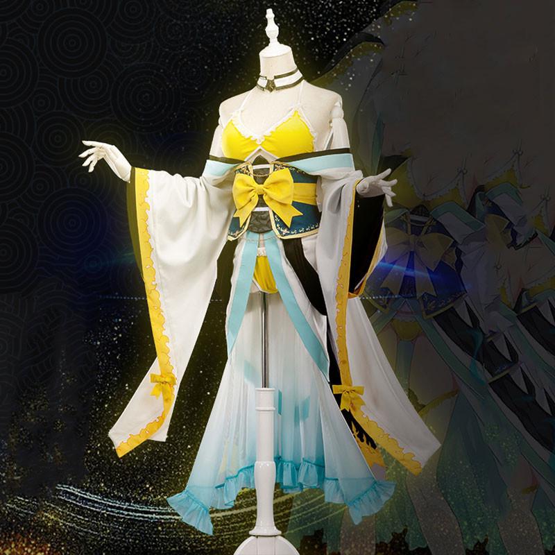 Fate/Grand Order 水着清姫  コスプレ衣装 ランサー 水着