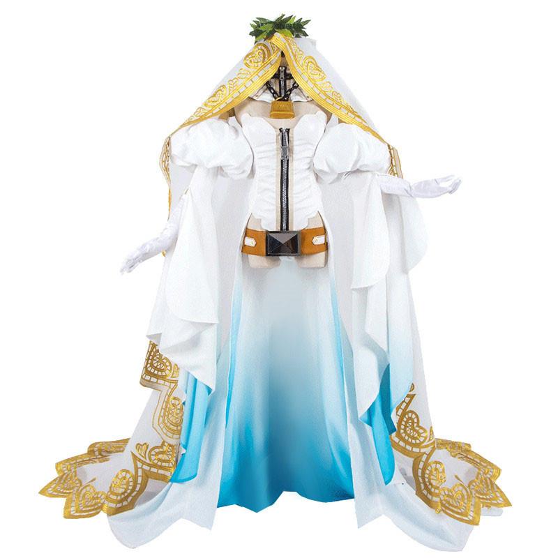 Fate/Grand Order セイバー ネロ[ブライド] 花嫁王 嫁セイバー コスプレ衣装 コスチューム