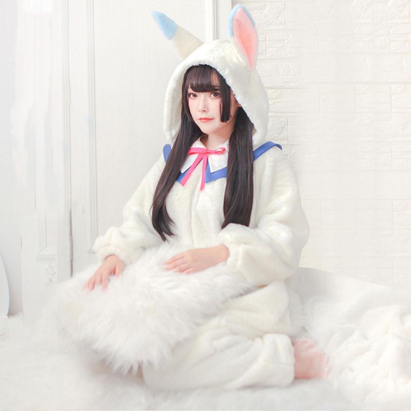 Fate/Grand Order シャムパジャマ フォウ マシュ コスプレ衣装