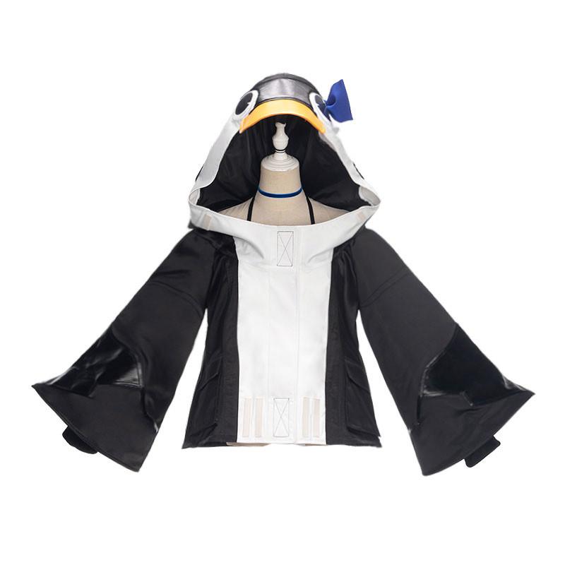 フェイト/グランドオーダー   Fate/Grand Order  メルトリリス  ビギニ 黒 ペンギンコート コスプレ衣装 カッコイイ