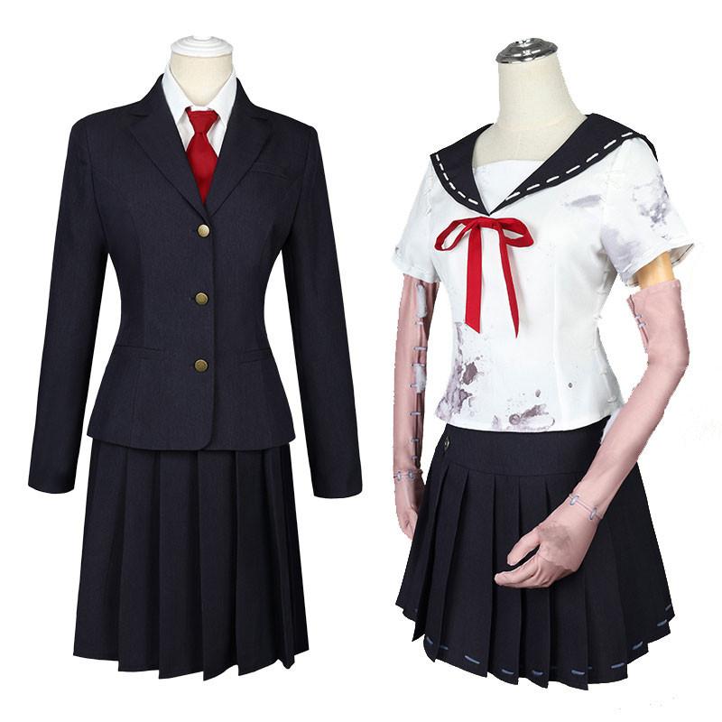Identity Ⅴ 夢の魔女 川上富江 コスプレ衣装 使徒 黒+白
