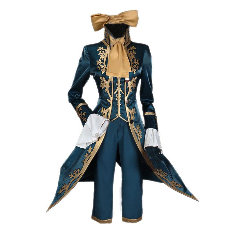 Identity Ⅴ ジョゼフ 月下の紳士 人狼 コスプレ衣装 女装