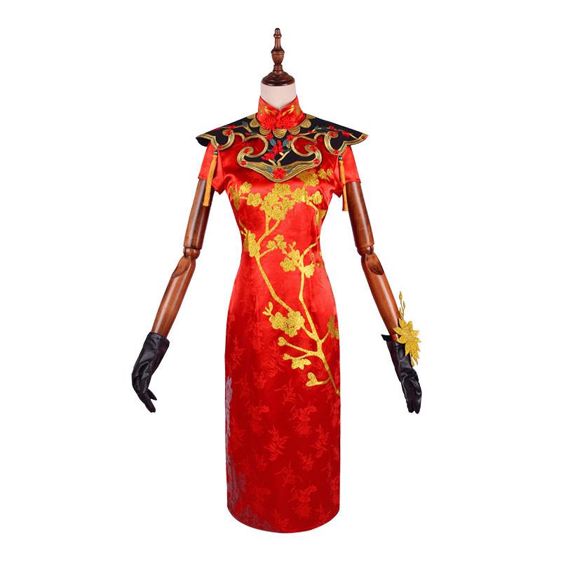 アイデンティティV Identity V 空軍 ダンス服 チャイナドレス 中国風 仮装 コスチューム