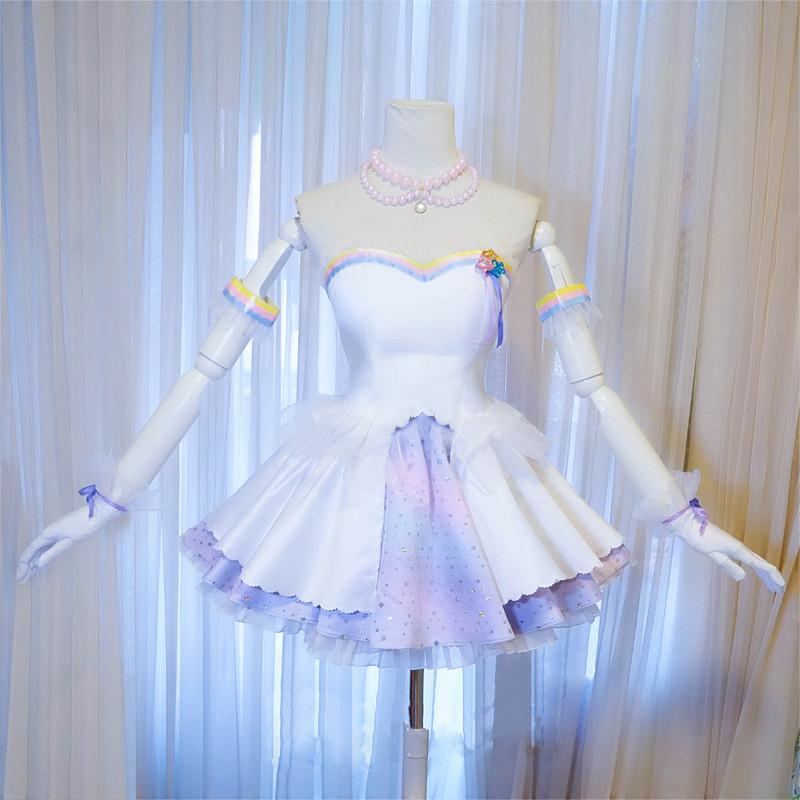 アイドルマスター シンデレラガールズ アイドルマスター シンデレラ マスター 全員通用 ドレスコスプレ衣装 コスプレドレス