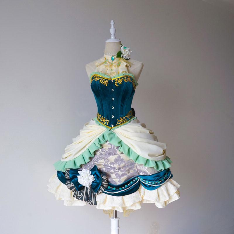 アイドルマスター シンデレラガールズ  高垣楓 SSRカードスカート