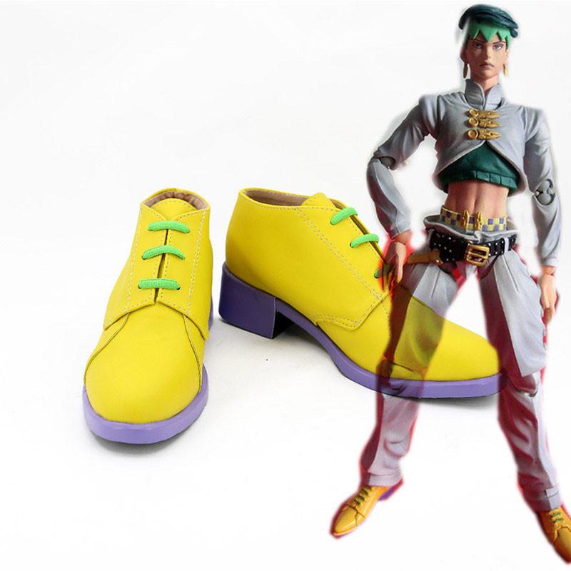 ジョジョの奇妙な冒険 岸辺露伴 コスプレ靴 靴