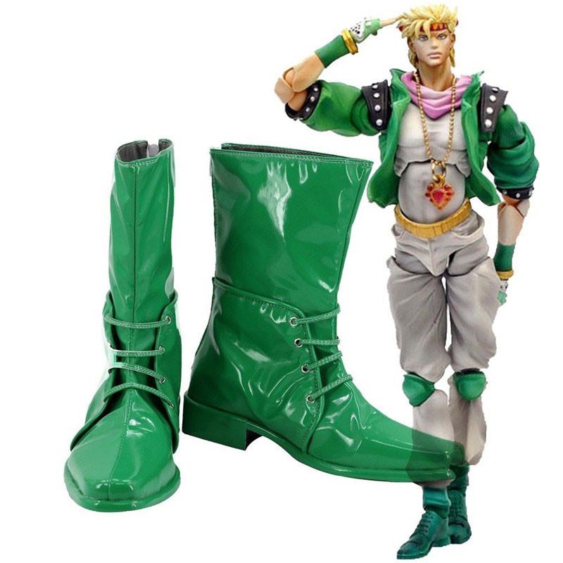 ジョジョの奇妙な冒険 シーザー・アントニオ・ツェペリ コスプレ靴 靴