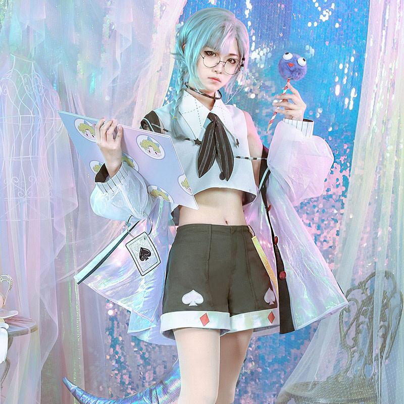 アリス・イン・ワンダーランド アブソレム コスプレ衣装 コスチューム cosplay