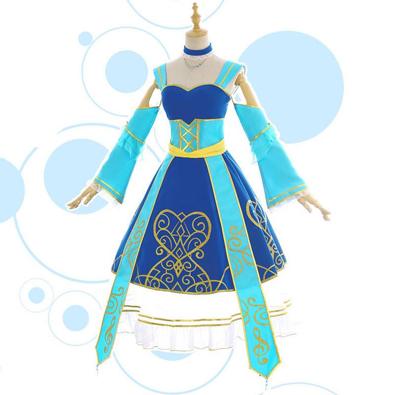 LOL リーグ・オブ・レジェンズ 琴女 魔法茶会 洋装 イベント お茶会 仮装
