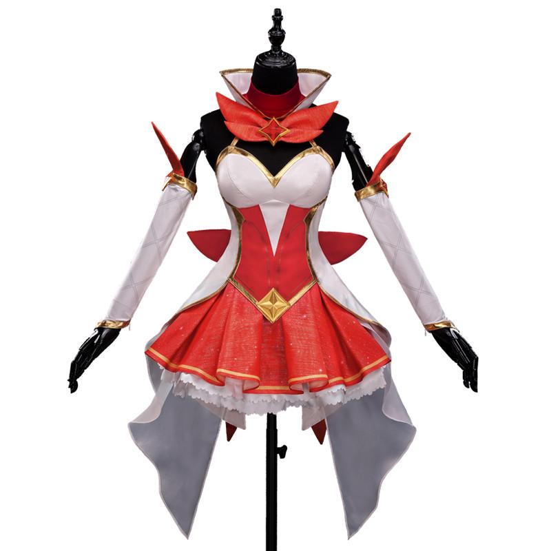 リーグ・オブ・レジェンズ Miss Fortune コスチューム  幸運の女神  the Bounty Hunter  コスプレ衣装