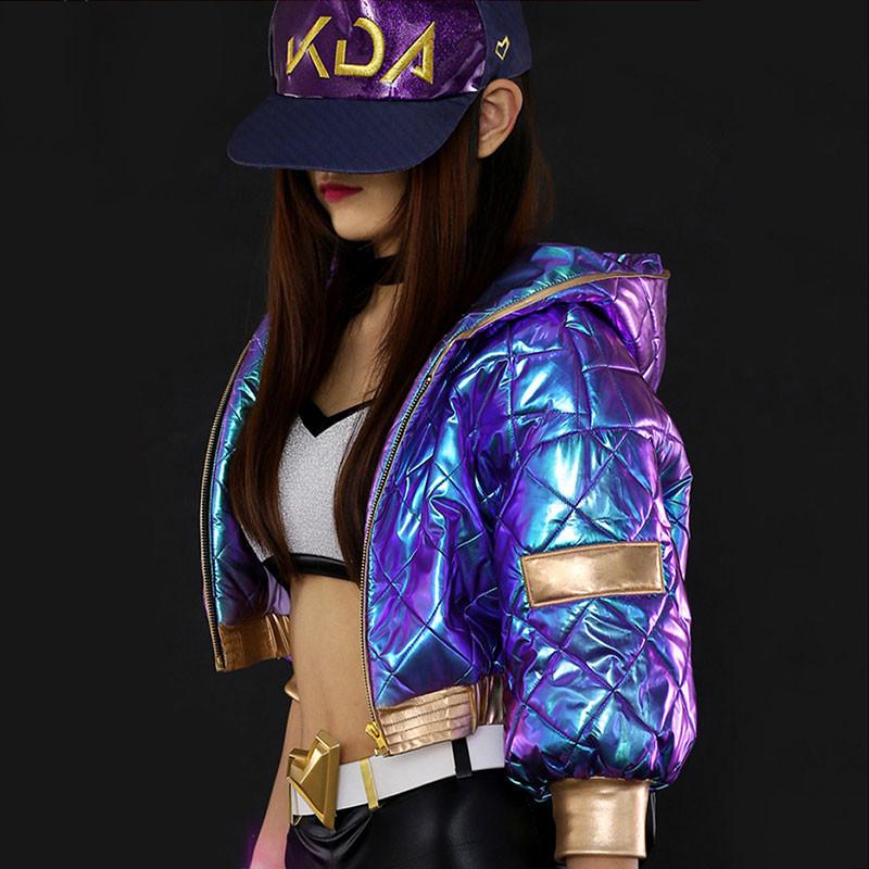 League of Legends lol リーグ・オブ・レジェンド アカリ コスプレ衣装