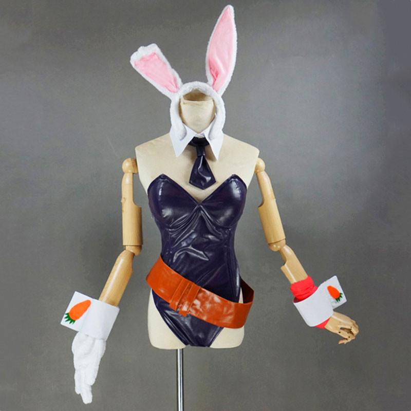 League of Legends lol リーグ・オブ・レジェンド Bunny Riven リヴェン チャンピオン コスプレ衣装