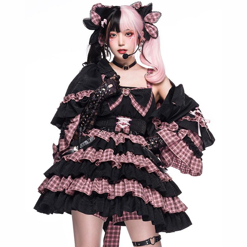 perro cat 舞踏会 ワンピース JSK ロリィタ ドレス