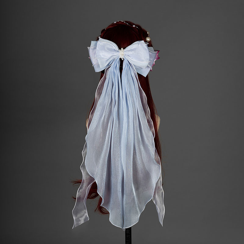 人魚飾り 髪クリップ カフス ケープ