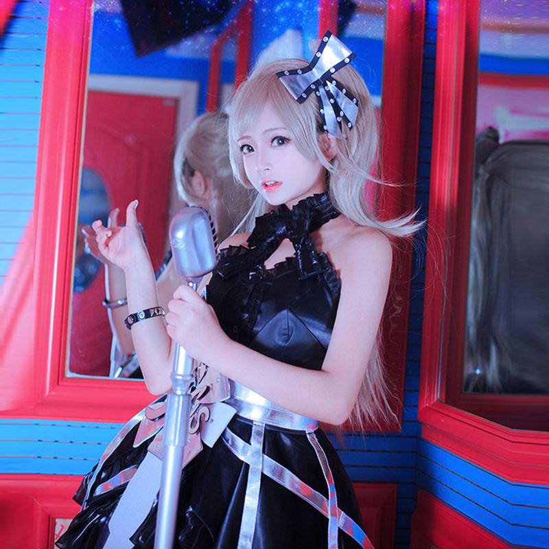 ラブライブ! 南小鳥 パンキッシュ・ロック・ガール ドレス コスプレ衣装